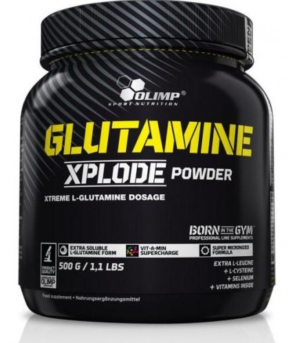 GLUTAMINE XPLODE POWDER Olimp (500 гр)