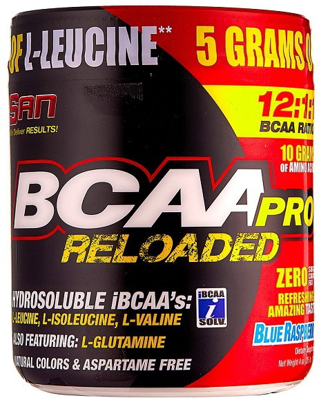 BCAA Pro Reloaded SAN (114 гр)