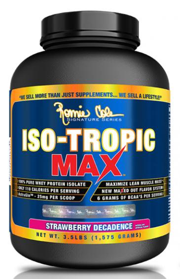 ISO-TROPIC MAX Ronnie Coleman (1575-1598 гр)