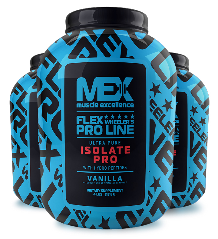 Isolate Pro MEX Nutrition (1816 gr)