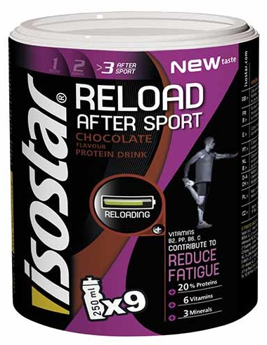 Reload After Sport Isostar (450 гр)