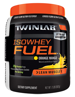 IsoWhey Fuel Twinlab (907 gr)(EXP 06/2017)