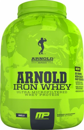 Iron Whey Arnold Series (2270 gr)