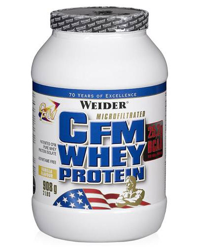 CFM Whey Protein (908 гр)(годен до 04/2018)