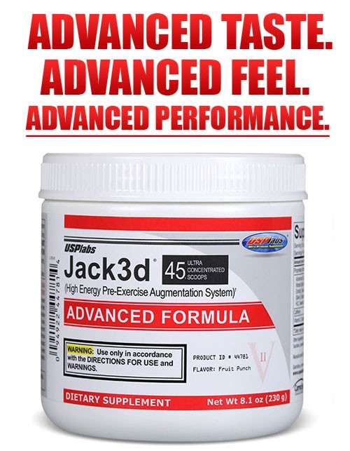 Jack3d Advanced (230 gr)