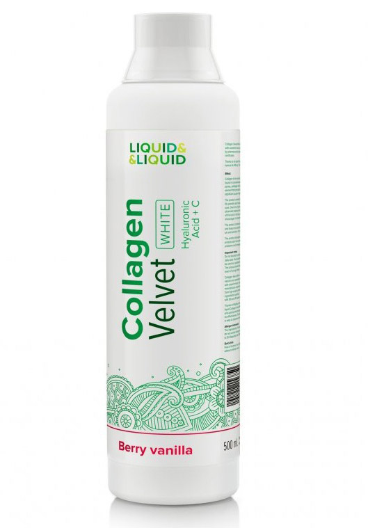 Collagen Velvet White Liquid & Liquid (500 ml)
