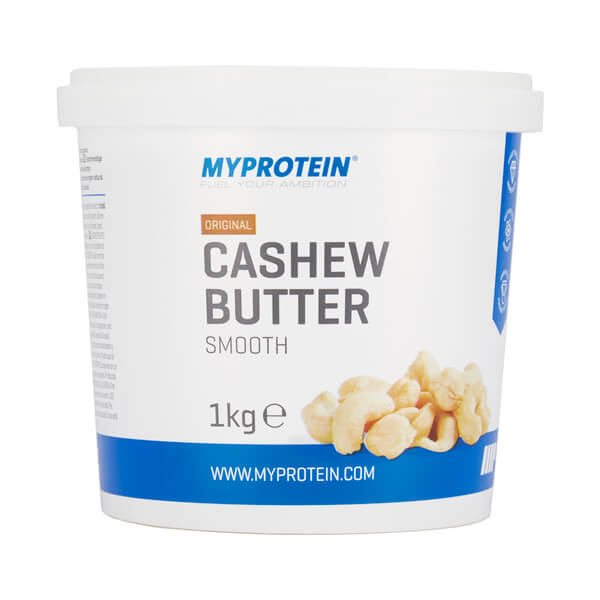 Cashew Butter Smooth Myprotein (1000 гр)