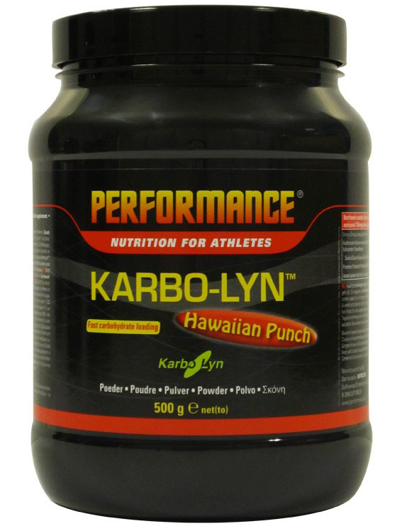 Karbo-Lyn Performance (500 gr)