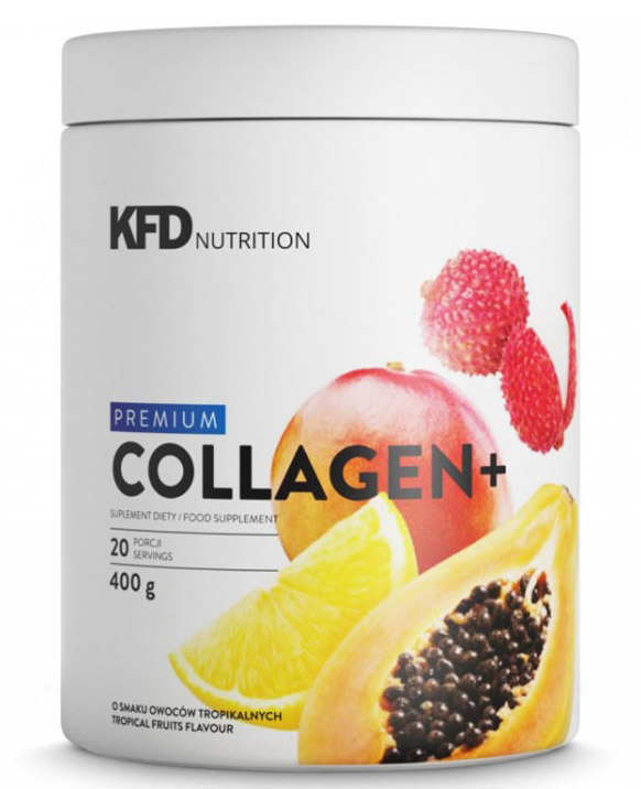 Premium Collagen Plus KFD (400 гр)