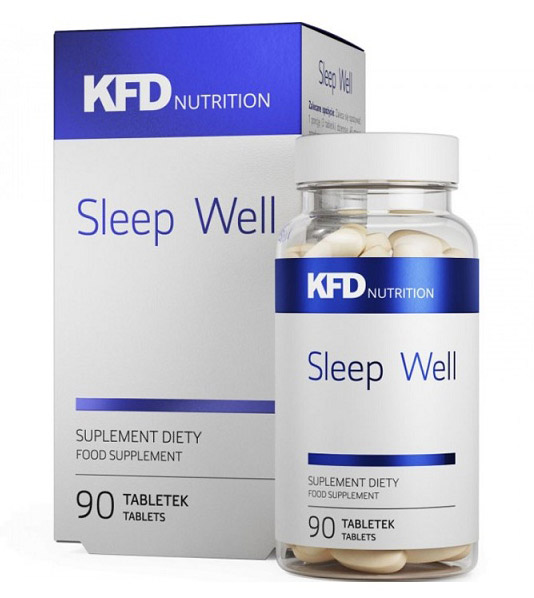 Sleep Well KFD (90 таб)