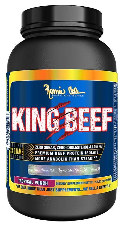 KING BEEF Ronnie Coleman (980 гр)