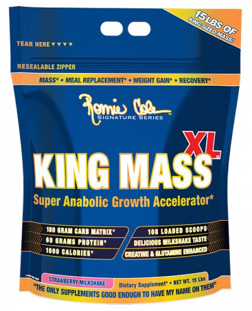 KING MASS XL Ronnie Coleman (6750 гр)