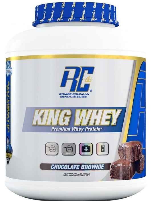 KING WHEY Ronnie Coleman (2270 гр)