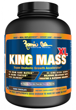 KING MASS XL Ronnie Coleman (2750 гр)(годен до 10/2018)