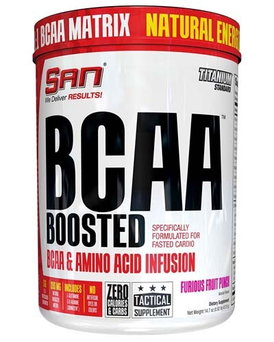 BCAA Boosted SAN (417 gr)