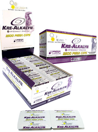 Kre-Alkalyn 2500 Mega Caps (30 кап - 1 блистер)