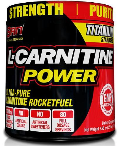 L-Carnitine Power SAN (112 gr)