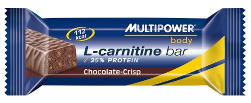 L-carnitine bar Multipower (35 гр)