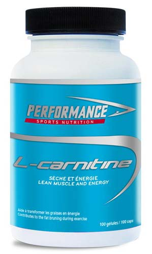 L-CARNITINE CAPS PERFORMANCE (100 кап)