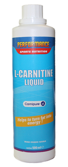 L-CARNITINE LIQUID PERFORMANCE (500 мл)