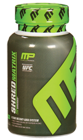 Shred Matrix MusclePharm (60 cap)