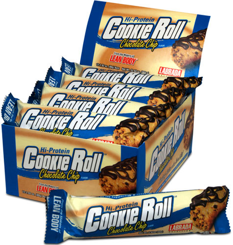Cookie Roll Labrada Nutrition (80 гр)