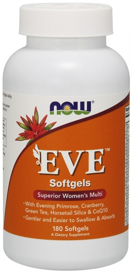 Eve Women's Multiple Vitamin NOW (180 гель кап)