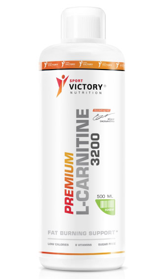Premium L-carnitine 3200 Sport Victory Nutrition (500 мл)