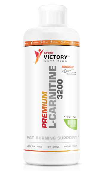 Premium L-carnitine 3200 Sport Victory Nutrition (1000 мл)