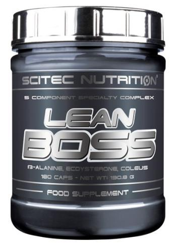 LEAN BOSS SCITEC NUTRITION (180 cap)(EXP 07/2016)