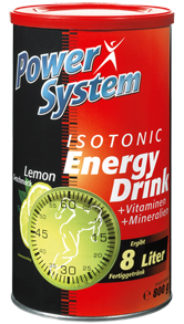Isotonic Energy Drink Power System (800 gr)