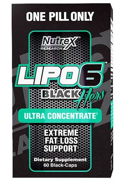 LIPO-6 BLACK Hers Ultra Concentrate (60 cap)