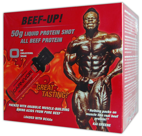 Carnivor Liquid Protein Shots (12 x 118 ml)