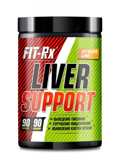 Liver Support FIT-Rx (90 кап)