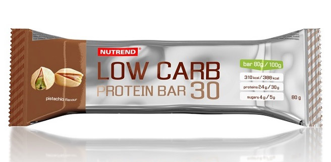 Low Carb Protein Bar 30 Nutrend (80 гр)