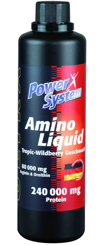 Amino Liquid Power System (500 мл)