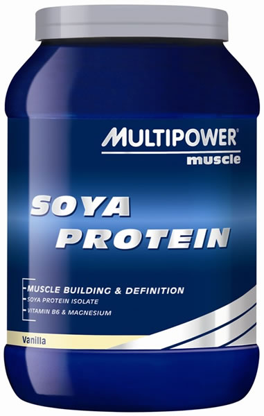 Soya Protein Multipower (750 гр)