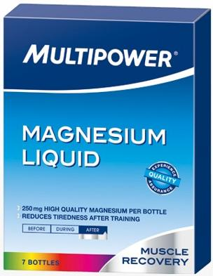 Magnesium Liquid Multipower (7 amp x 25 ml)