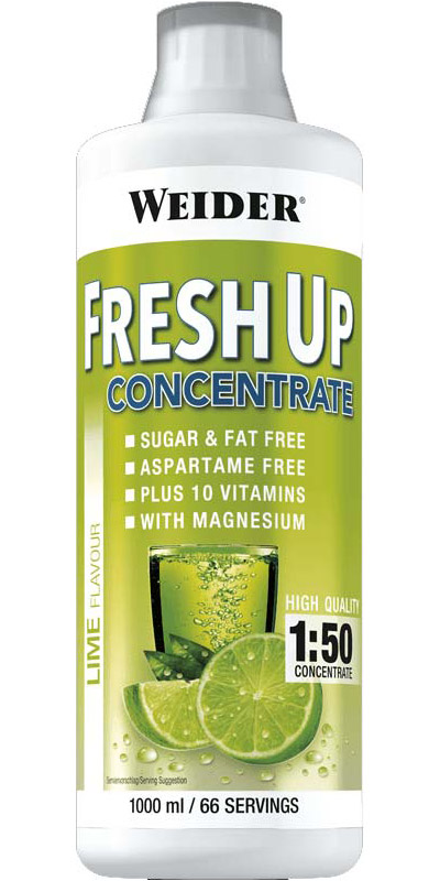 Fresh Up Concentrate Weider (1 л)