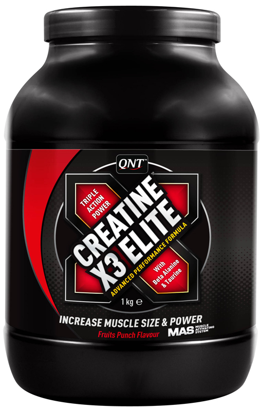 Creatine X3 Elite QNT (1 кг)