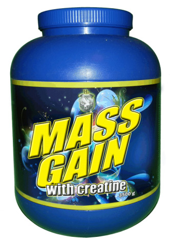 Mass Gain with creatine HardBody (3500 гр)
