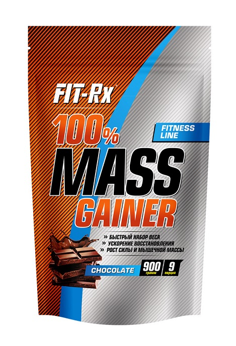 100% Mass Gainer FIT-Rx (900 гр)