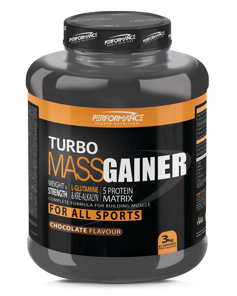 Turbo Mass Gainer New (3000 гр)
