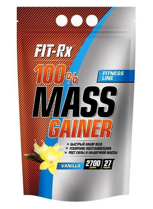 100% Mass Gainer FIT-Rx (2700 гр)