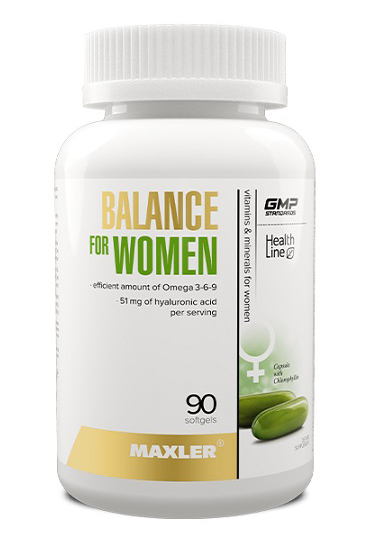 Balance for Women Maxler (90 кап)