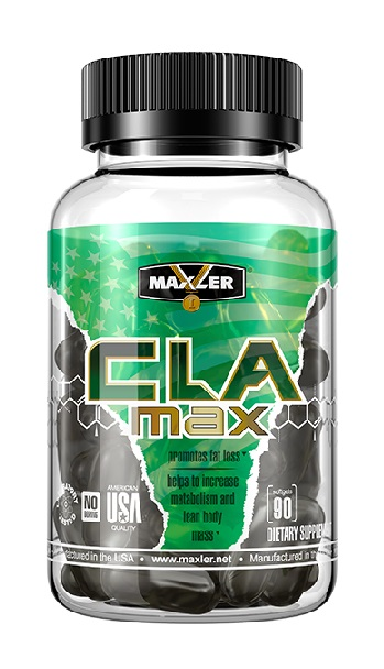 CLA Max Maxler (90 Softgel)
