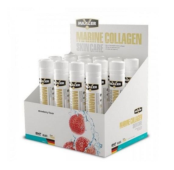 Marine Collagen Skin Care Maxler (14 х 25 мл)
