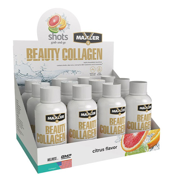 Beauty Collagen Maxler (12 х 60 мл)