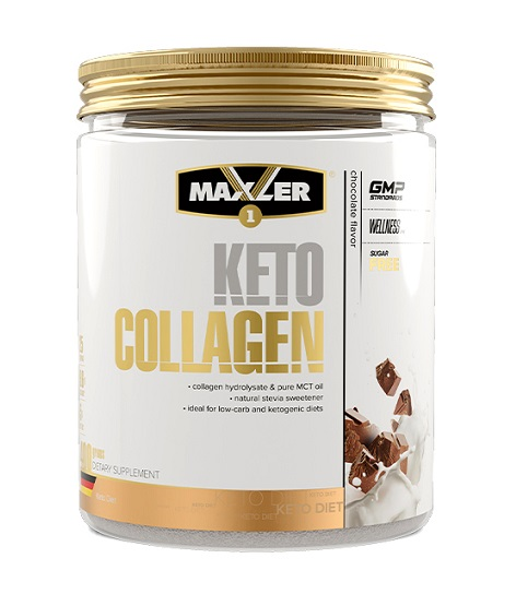 Keto Collagen Maxler (400 гр)