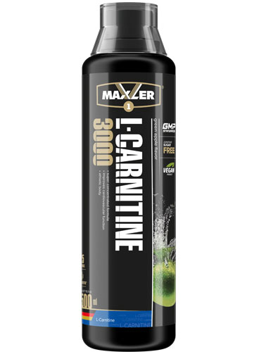 L‑Carnitine Comfortable Shape 3000 Maxler (500 ml)